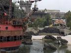 Disneyland - Barco piratas del Caribe