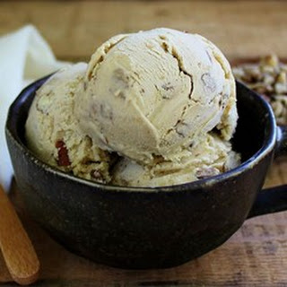 Black Walnut Ice Cream