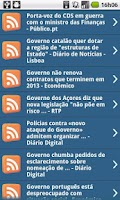 Screenshot of Portugal NeWs 4 All