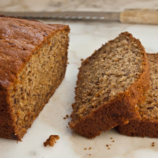 Chai Spiced Banana Bread