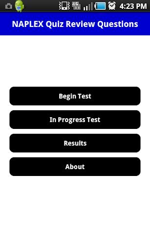 NAPLEX Practice Quiz