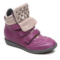 Hip Shoes Concealed Wedge Trainer BOOT