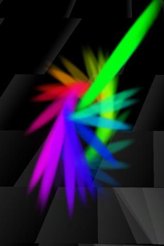 RainbowTails LiveWallpaper