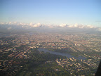 Amsterdam air view