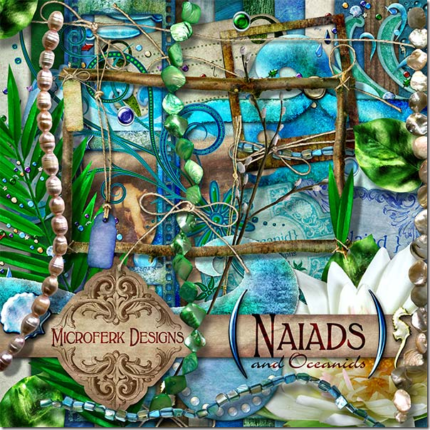 Naiads and Oceanids