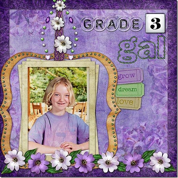 Grade 3 Gal