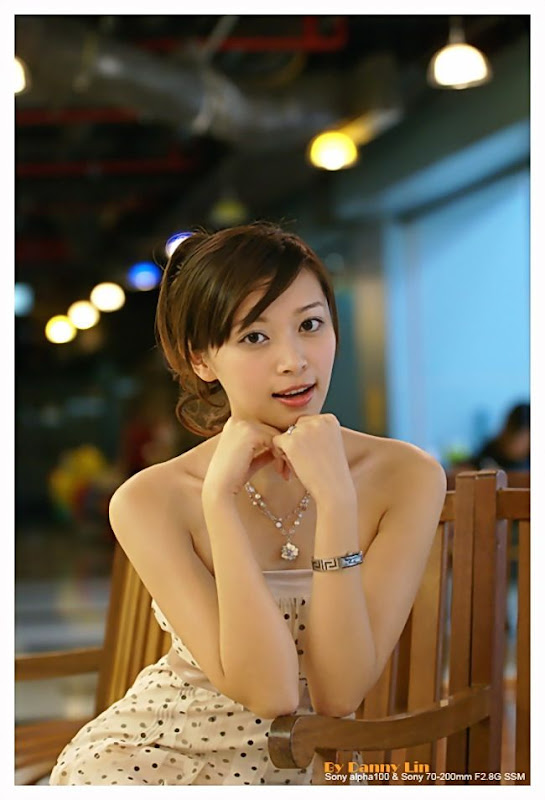 Sexy Beautiful asian young girl