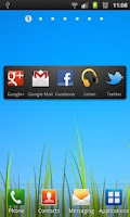 Screenshot of AppKicker
