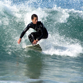Surfing by João Ascenso - Sports & Fitness Surfing ( surfing, portugal )