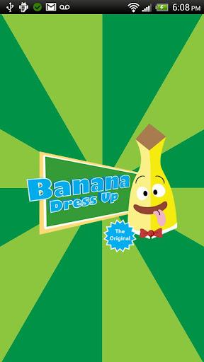 Banana DressUp Lite
