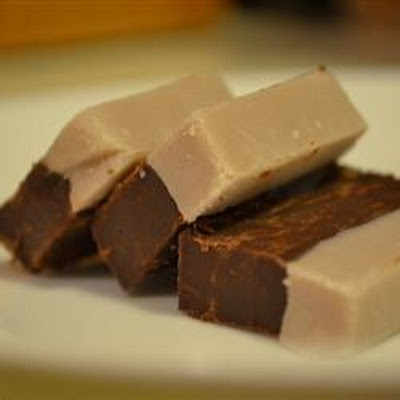 Raspberry Chocolate Fudge