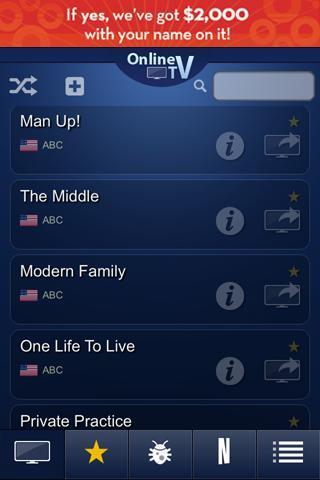 OnlineTV Remote Lite