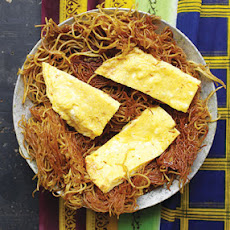Balaleet (Sweet Vermicelli and Eggs)
