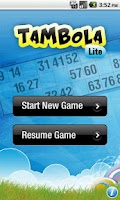 Screenshot of Tambola Bingo Lite