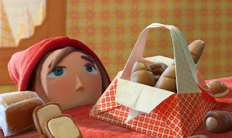 Screenshot of Little Red Riding Hood