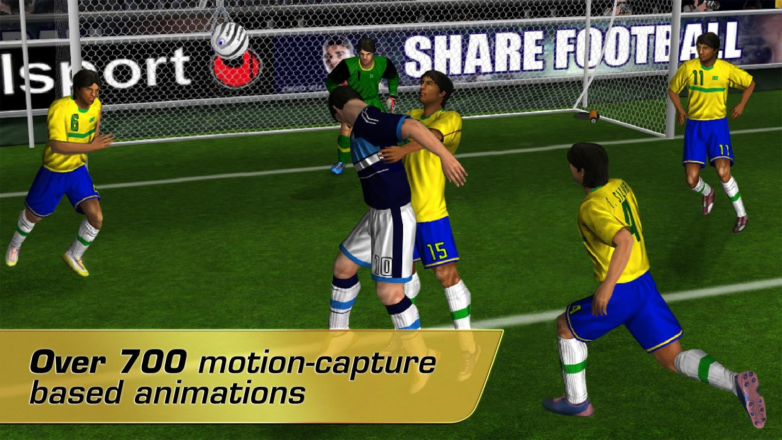 Real Football 2012 Screenshot 8