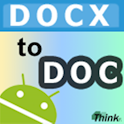 Docx to Doc (Word 97 - 2003)