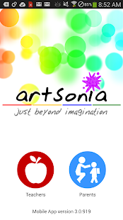 Artsonia - screenshot
