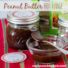 Peanut Butter Hot Fudge