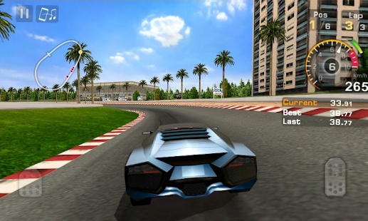 Screenshots  GT Racing: Motor Academy Free+