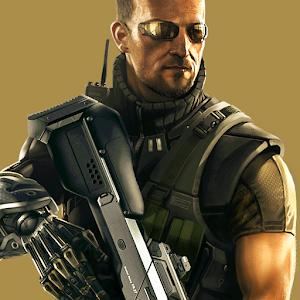 Cover art Deus Ex: The Fall