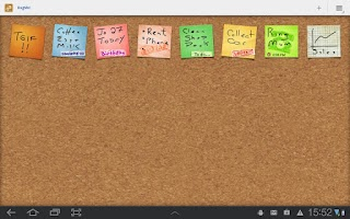 Screenshot of BugMe! Stickies Pro
