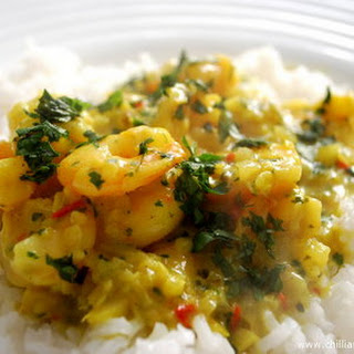 Kerala Prawn Curry