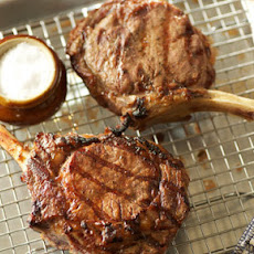 Grilled Veal Chops