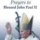 Prayers to Bl. John Paul II icon