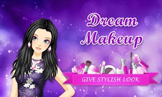 Screenshot of Dream Girl Makeup Salon