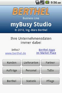 myBusy Studio - screenshot