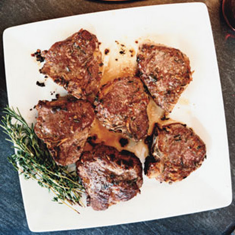 Herb-Roasted Lamb Chops