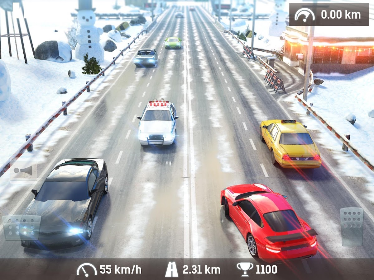 Traffic: Illegal Road Racing 5 Screenshot 8