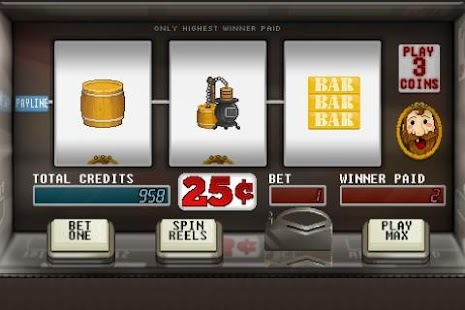 Bootleggers slots payout