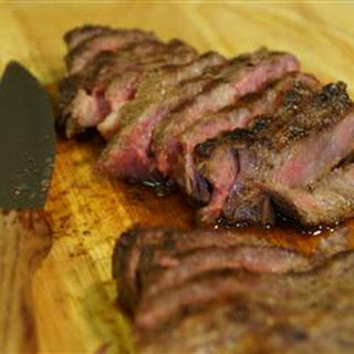 Flat Iron Steak Simplicity!