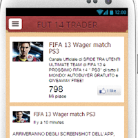 Screenshot of FUT 14 TRADER