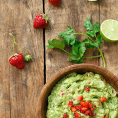 Strawberry Guacamole