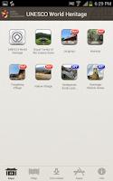 Screenshot of UNESCO World Heritage Korea