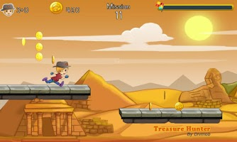 Screenshot of Temple Hunter