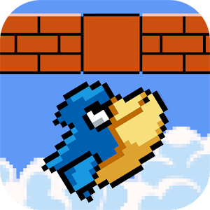 Wing Up - play new Flappy Bird game with a twist
