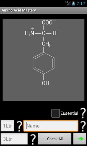 氨基酸酸掌握的