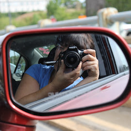 Me  by Anna Tripodi - People Street & Candids ( cool, selfie, camera, me, shot,  )