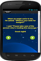 Screenshot of Best Good Night SMS App