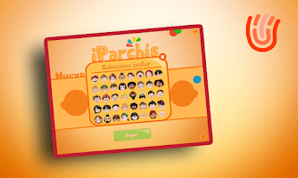 Screenshot of Ludo, turn based online game