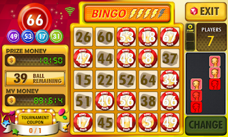Screenshot of Bingo-poker,baccarat,Live,Free