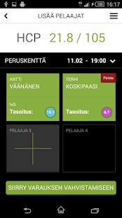 Teetime.fi APK for Bluestacks