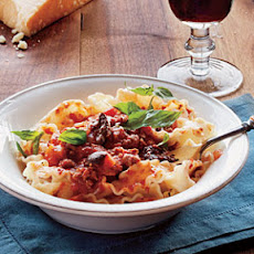 Slow-Simmered Meat Sauce