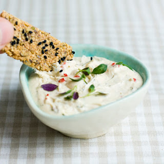 Goat Cheese & Thyme Dip