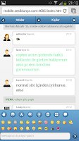 Screenshot of SesliDunya Sohbet, Sesli Chat