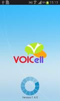 Screenshot of Voicell